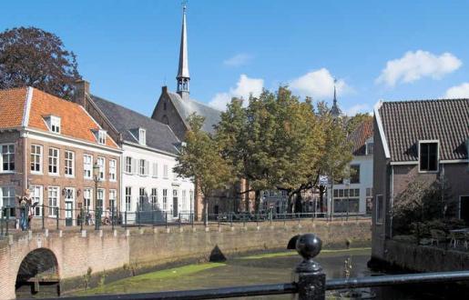 Wandelen - Wandelroutes in Amersfoort met Gilde Amersfoort