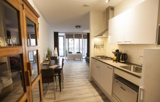 long stay open floor plan near station Amersfoort hotel de tabaksplant