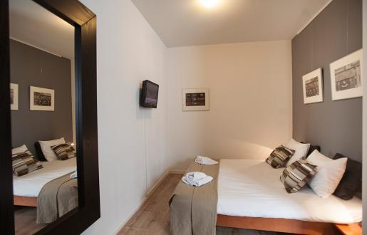 Compleet ingericht appartement long stay Hotel Tabaksplant Amersfoort