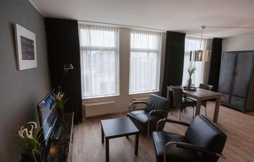 Hotel de Tabaksplant Amersfoort long stay appartement