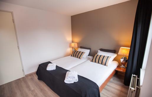 16E slaapkamer long stay penthouse Hotel de Tabaksplant Amersfoort centrum