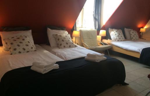 comfort plus 4 persoons kamer hotel de tabaksplant amersfoort
