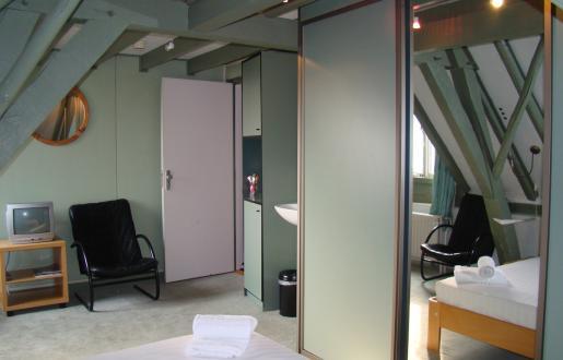 basic kamer 2 persoons Hotel de Tabaksplant Amersfoort