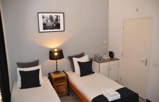 Comfort kamer, alle verschillende ambiance Hotel de Tabaksplant