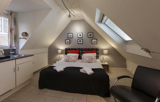 Hotel de Tabaksplant een van de negen verschillende comfort kamers
