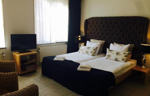 Comfort Plus kamer Amersfoort Hotel de Tabaksplant