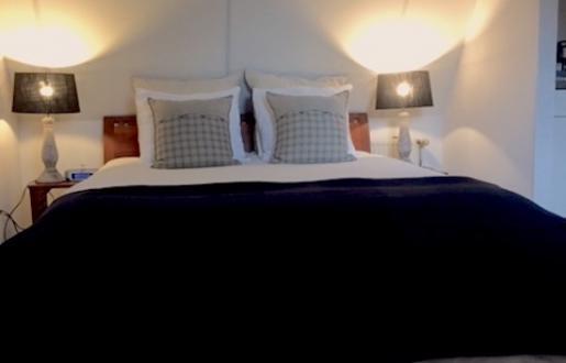 suite whirlpool spa bad hotel de Tabaksplant Amersfoort centrum