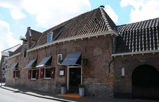 Restaurant de Aubergerie Amersfoort Culinair arrangement