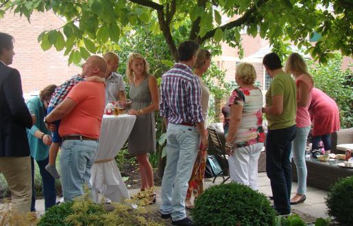 Vergaderen onder de vijgenboom  - Hotel de Tabaksplant - Amersfoort
