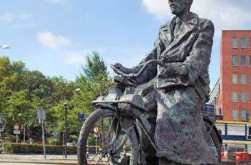 Amersfoort statue