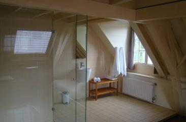 massage jet stream douche Suite Hotel de Tabaksplant Amersfoort centrum