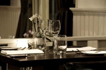 Culinair arrangement Hotel de Tabaksplant
