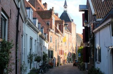 Muurhuizen Amersfoort - Historisch arrangement Hotel de Tabaksplant